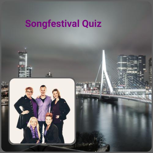 Songfestival Quiz 70+ Uniek in Nederland